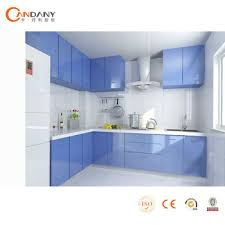 Modern Kitchen Cabinet European StyleColored Glass Kitchen - Modern kitchen cabinets doors