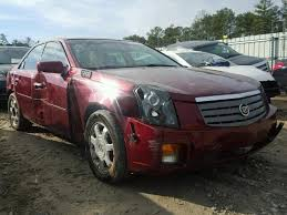 cadillac cts 2003 for sale auto auction ended on vin 1g6dm57nx30133313 2003 cadillac cts in