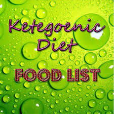 ketogenic diet food list my dream shape
