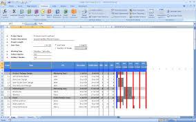 Best Free Excel Gantt Chart Template Sle Chart Templates Gantt Chart Template Docs Free
