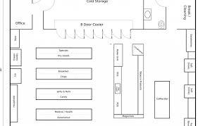 Convenience Store Floor Plans Design A Store Floor Plan Decorbold