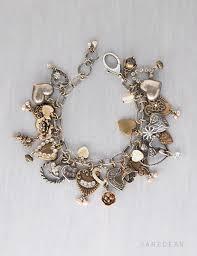 jewelry sterling charm bracelet images Best 25 vintage charm bracelet ideas chanel jpg