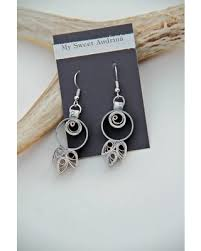 sweet earrings hot bargains on my sweet audrina quilled book paper