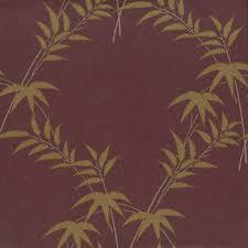 trellis bamboo damson bamboo print wallpaper little greene