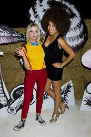 lucy hale hits up halloween parties in l a u2013 moejackson