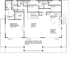 Beach House Building Plans Clearview 2400p U2013 2400 Sq Ft On Piers Beach House Plans By Beach