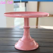 wedding dessert table displays grand bakers 10 inch cake stand pink white black fondant cakes