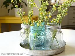 ways to decorate with jars recycled things