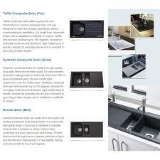 kitchen sink phoenix carron phoenix debut 100 1 0 bowl jet black granite kitchen sink