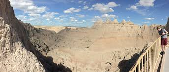 Bad Lands The Bold Beautiful Badlands Travels With Birdy