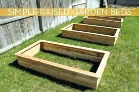Raised Garden Beds From Pallets - construct a raised bed garden u2013 exhort me