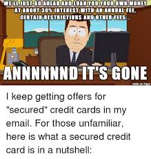 Credit Card Memes - 25 best memes about secured credit card secured credit card memes