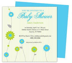 baby shower invitations template plumegiant