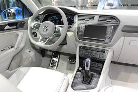 2017 Volkswagen Tiguan Facelift Dubai Abu Dhabi Uae