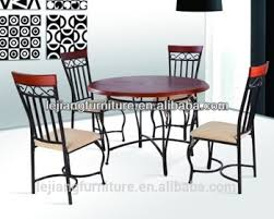 wrought iron dining table glass top modern wrought iron dining table glass top buy glass banquet table