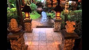 Pool Garden Ideas by The Beauty Of Bali Garden Idea Youtube