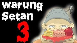 film kartun anak hantu lucu nonton warung setan 3 kartun lucu funny cartoon kartun horor