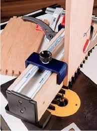 router table dovetail jig dovetail jig modification by molarman homemade modification for a