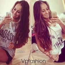 vpfashion extensions hair extensions before and after at vpfashion vpfashion