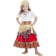 halloween costumes walmart gypsy cutie child halloween costume walmart com
