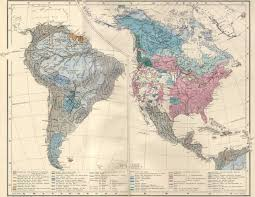 Dot Seattle Traffic Map by Ethnic Map Of Americas 1880 Vivid Maps