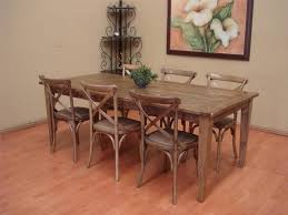 rustic chic dining room provisionsdining com