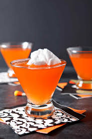gingerbread martini recipe candy corn martini the speckled palate