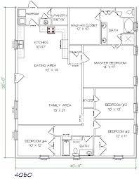 Pole Barn Home Floor Plans 40x60 Barndominium Floor Plans Google Search Container Home