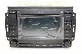 jeep durango 2008 2004 2007 dodge durango gps navigation rec radio infotainment com