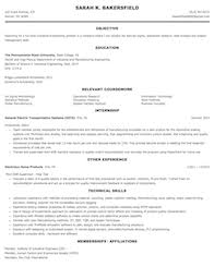 Entry Level Communications Resume Architecture And Engineering Resume Samples