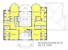 georgian country house floor plans