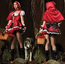 Authentic Halloween Costumes Authentic Halloween Costume Fairy Tale Red