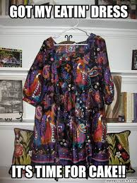 Moo Meme - my eatin dress