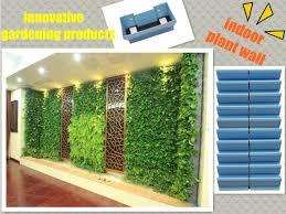 vertical green indoor plant wall garden indoor plant wall