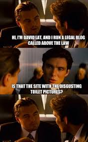 Meme Law - inception lawyer meme above the law