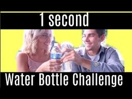 Challenge Water Wrong 1 Second Water Bottle Challenge Wrong