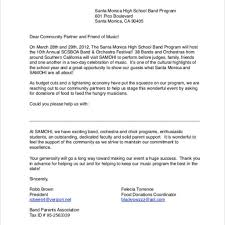 wonderfull sample donation request letters u2013 letter format writing