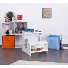 Finlandek Bureau Enfant Banc Kukko Scandinave Blanc L 41 Cm Le De Bureau Enfant