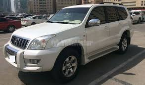 used toyota land cruiser 2008 used toyota land cruiser prado 2008 car for sale in dubai 732260