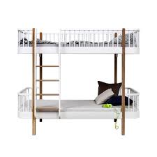 Oliver Furniture Wood Buy Oliver Furniture Wood Bunk Bed Oak With Front Ladder U2013 Is To Me