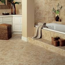 flooring natural ristano ceramic floor tile in noce by mohawk
