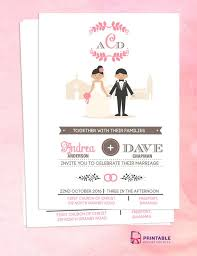 bridal invitation templates 211 best wedding invitation templates free images on