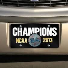 stanford alumni license plate frame ucla license plates ucla bruins license plate frames the