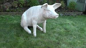 size pig statue garden pig check out this pig