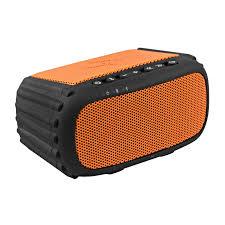 Rugged Wireless Speaker Ecoxgear Ecorox 100 Waterproof Portable Rugged Outdoor Wireless
