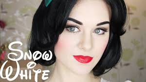 snow white makeup tutorial if disney princesses were real youtube