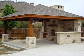 Outdoor Fireplace Houston by Outdoor Fireplace Houston Photo Gallery Backyard