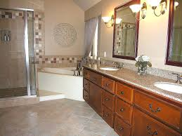 Corner Tub Bathroom Designs by Opulent Design Corner Garden Tub Modest Master Bathroom Ideas With