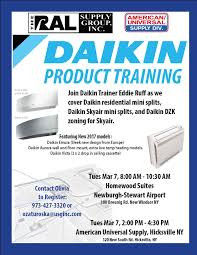 ductless mini split daikin recommended 1507 daikin product registration fan coil unit