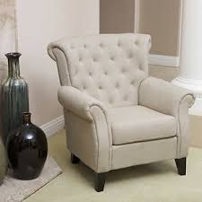 Beige Club Chair Chairs Costco